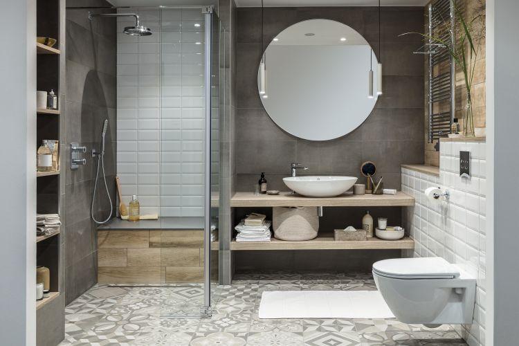 Wonderbaar landelijke badkamers | Grando Keukens MJ-06